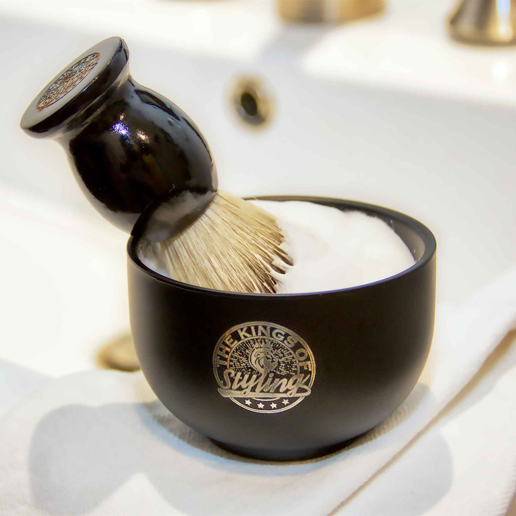Top 4 Benefits of Wet Shaving