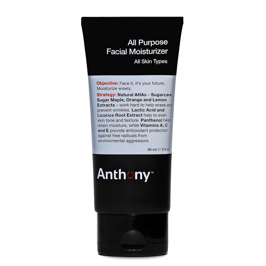 Anthony - All Purpose Facial Moisturizer