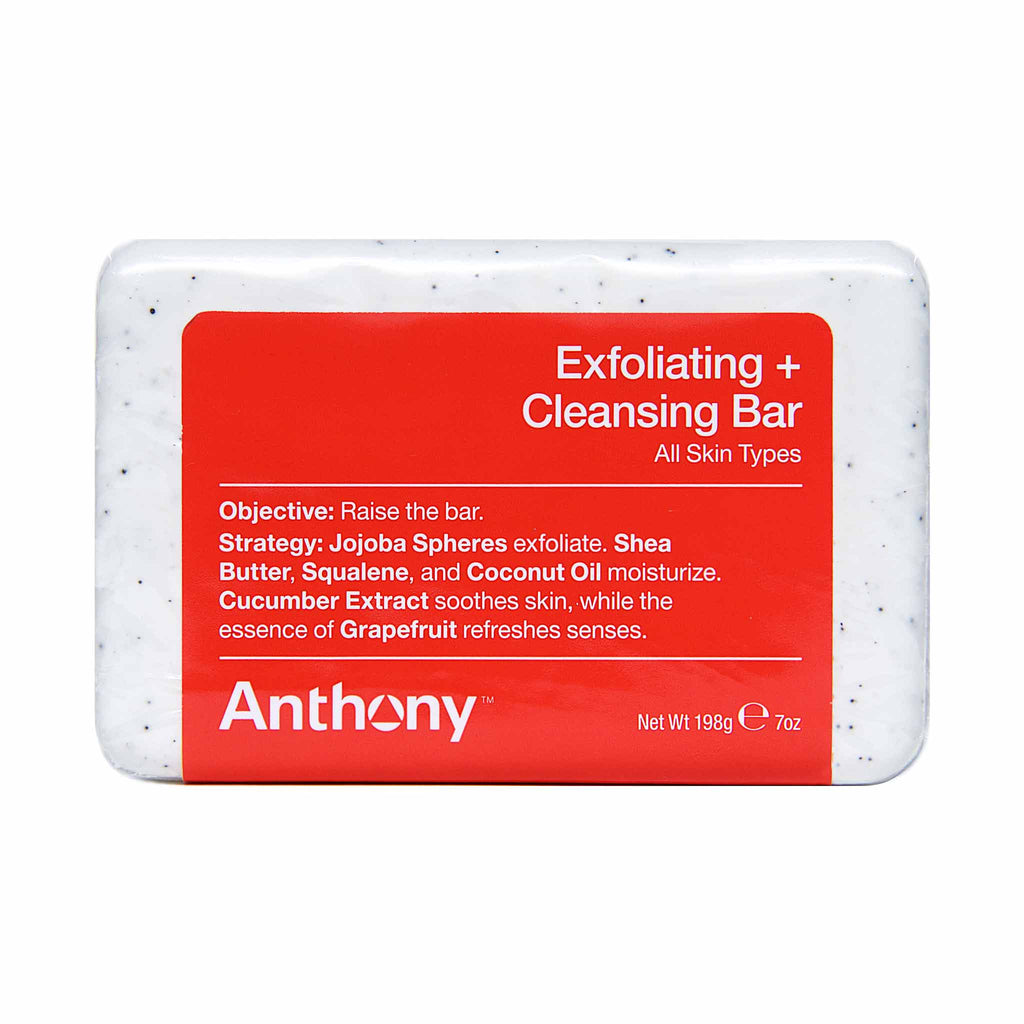 Anthony - Exfoliating + Cleansing Bar