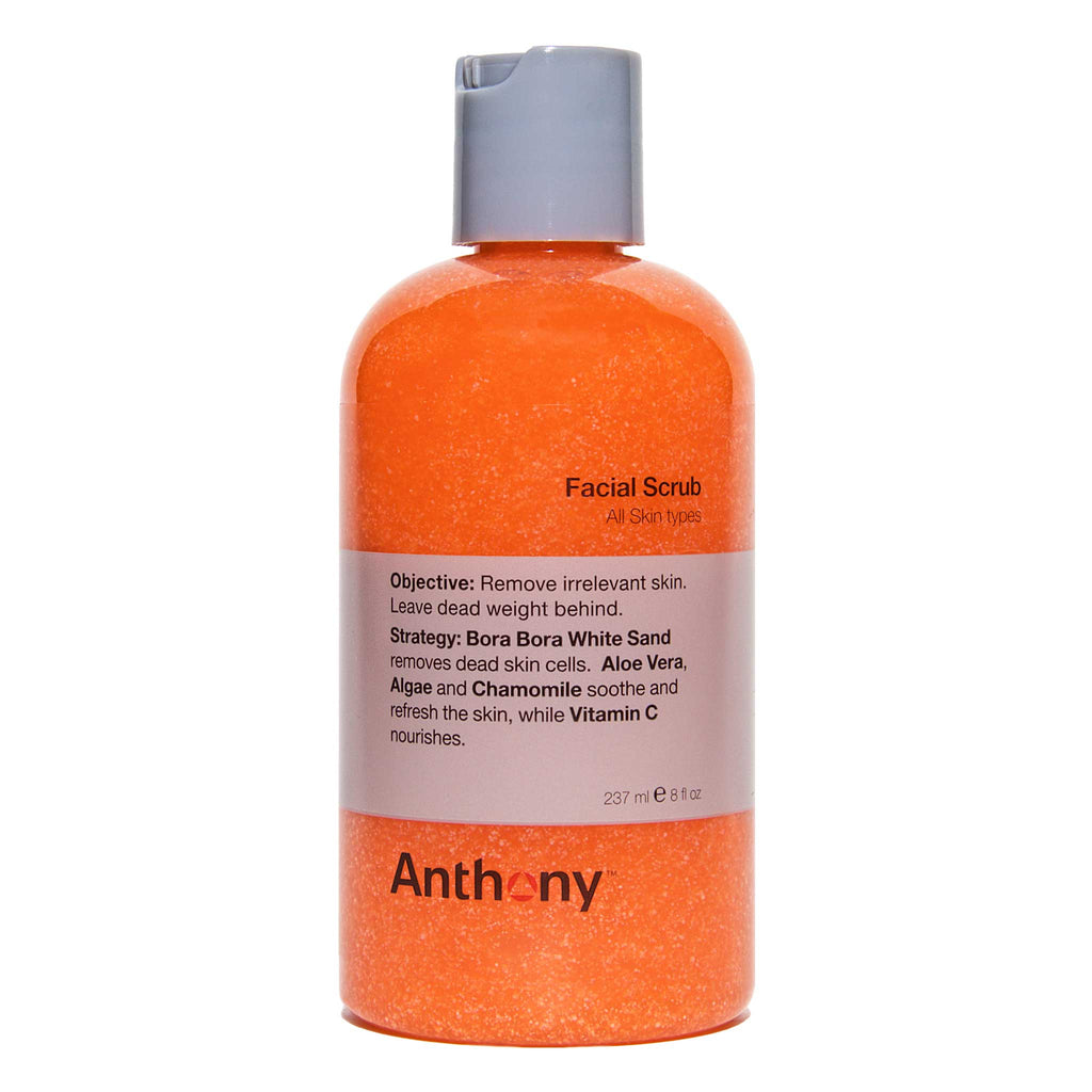 Anthony - Facial Scrub