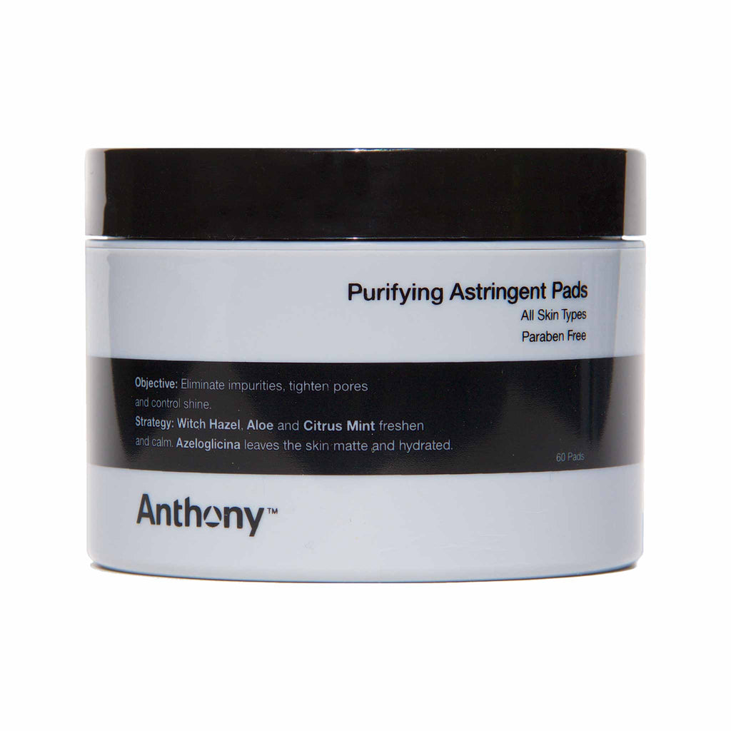 Anthony - Purifying Astringent Pads