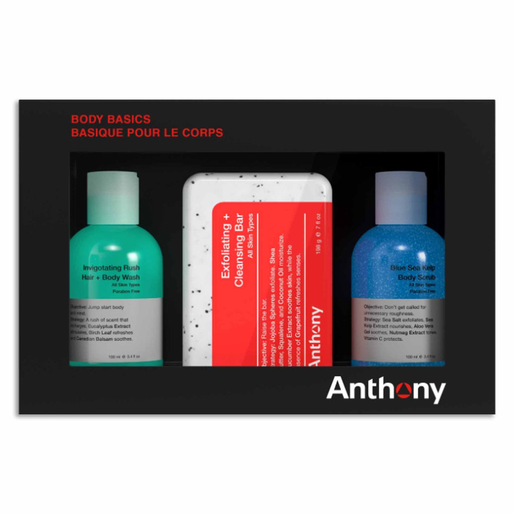 Anthony - Body Basics Kit