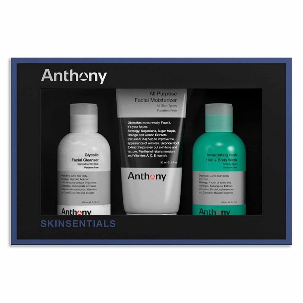 Anthony - Skinsentials Kit