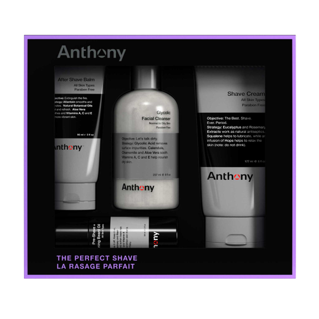 Anthony - The Perfect Shave Kit