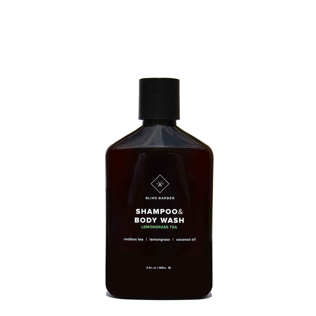 Blind Barber - Shampoo + Bodywash Travel Size