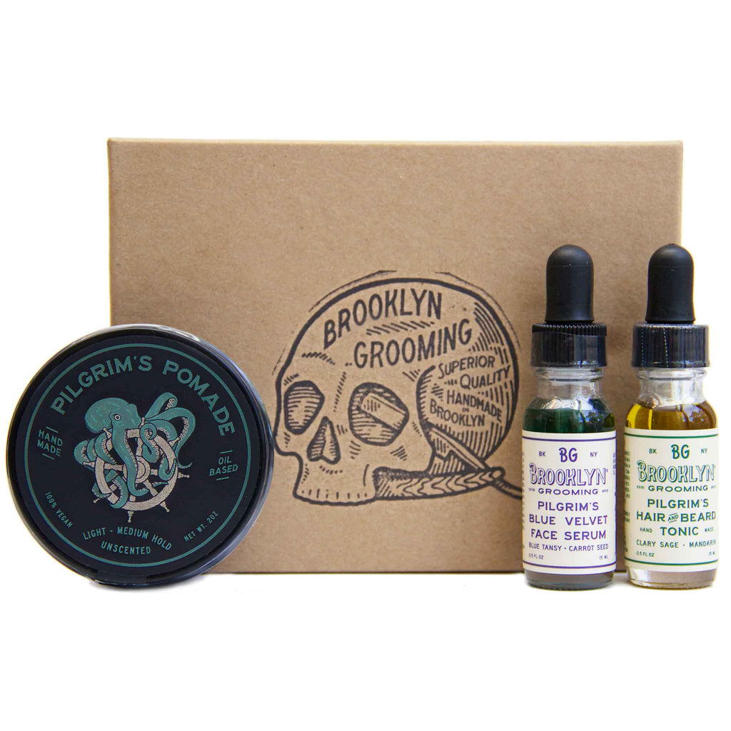 Brooklyn Grooming - Discovery Kit Gift Set