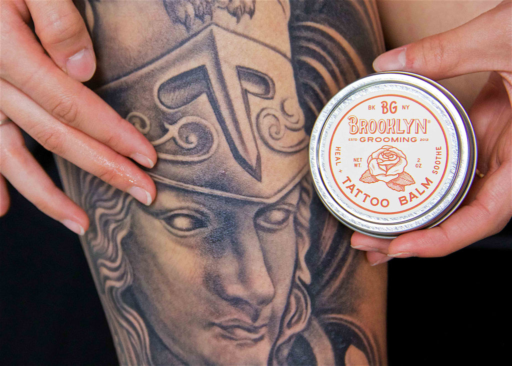Brooklyn Grooming - Tattoo Balm