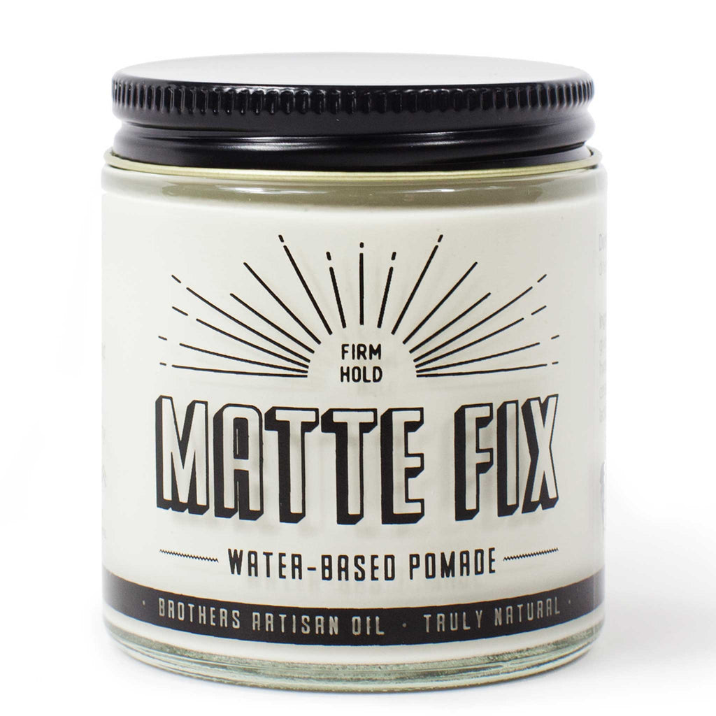 Brothers Artisan Oil - Matte Fix Pomade