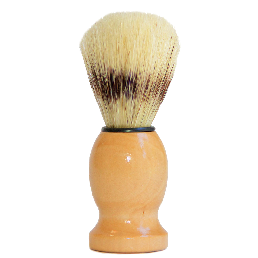 Light Brown Shaving Brush