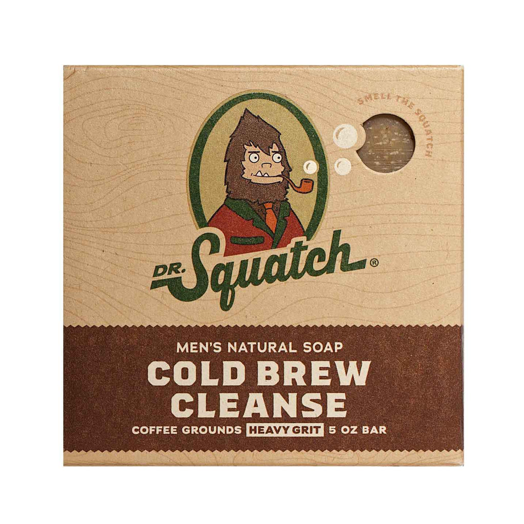 Dr. Squatch Cold Brew Cleanse