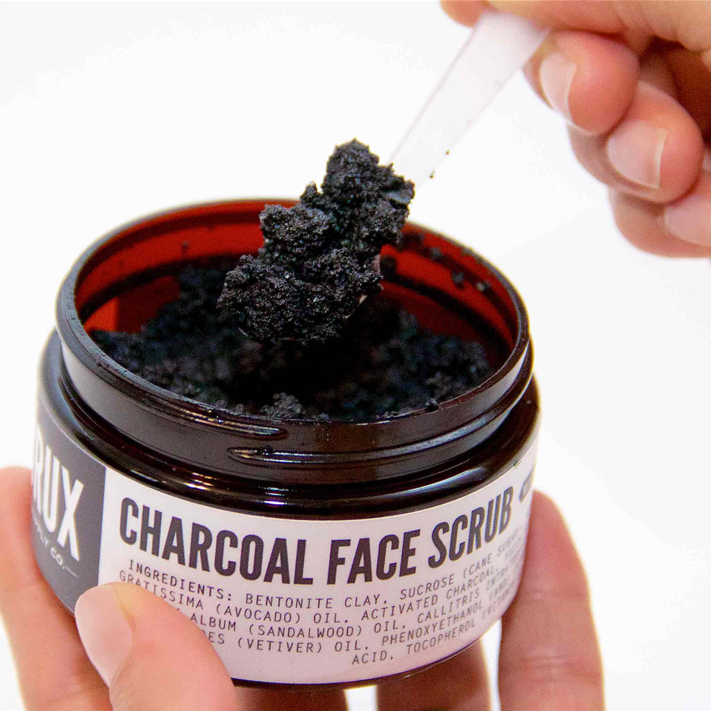 Crux Supply Co. - Charcoal Face Scrub