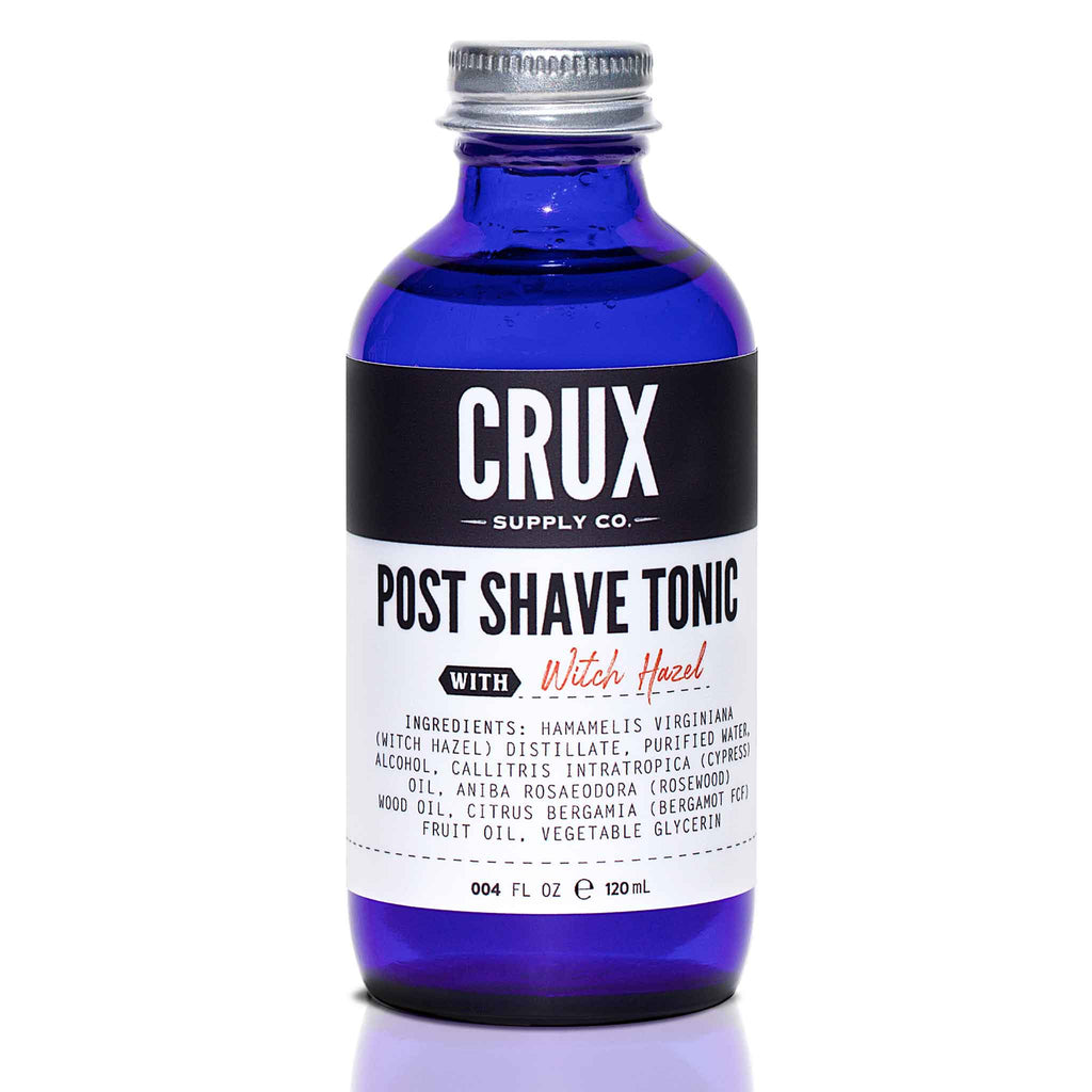 Crux Supply Co. - Post Shave Tonic