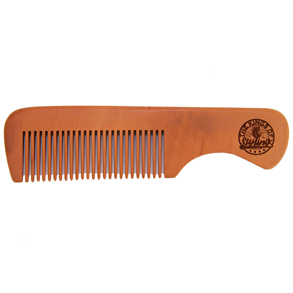 The Kings of Styling - Handle Comb