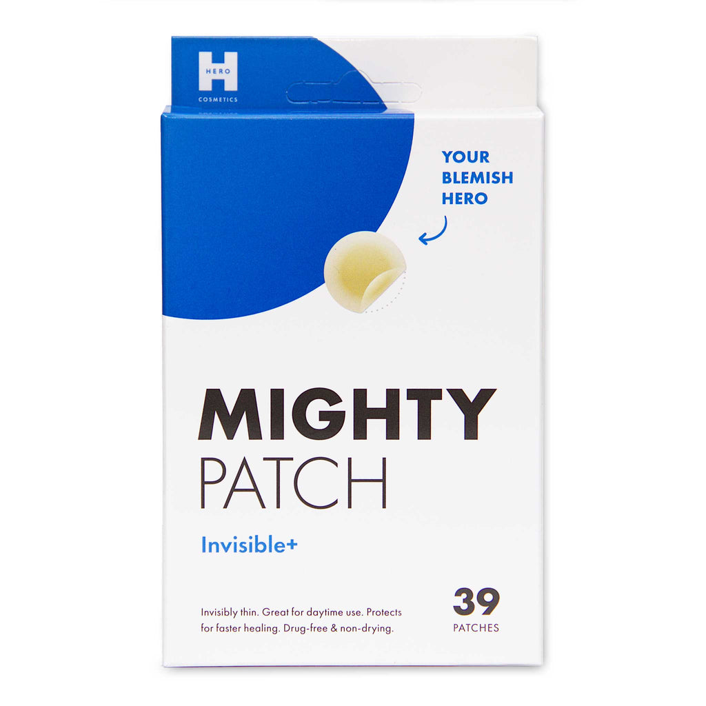 Hero Cosmetics - Mighty Patch Invisible+ Pack