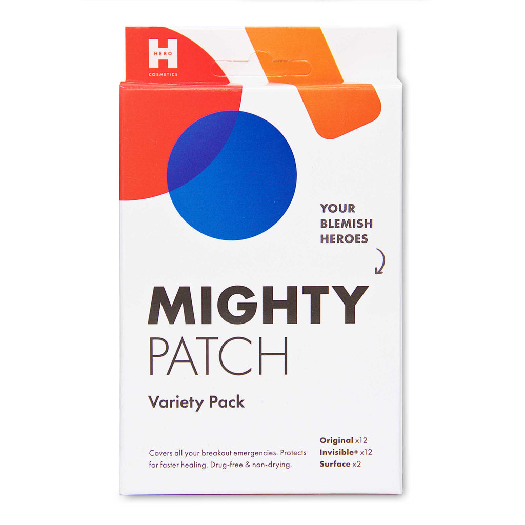 Hero Cosmetics - Mighty Patch Variety Pack
