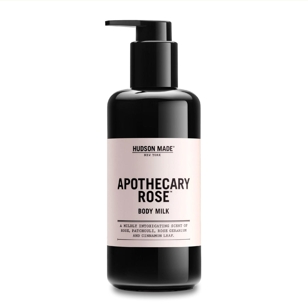 Hudson Made New York - Apothecary Rose Body Milk