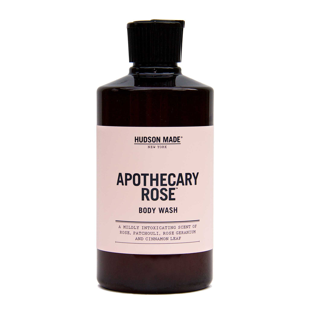 Hudson Made New York - Apothecary Rose Body Wash