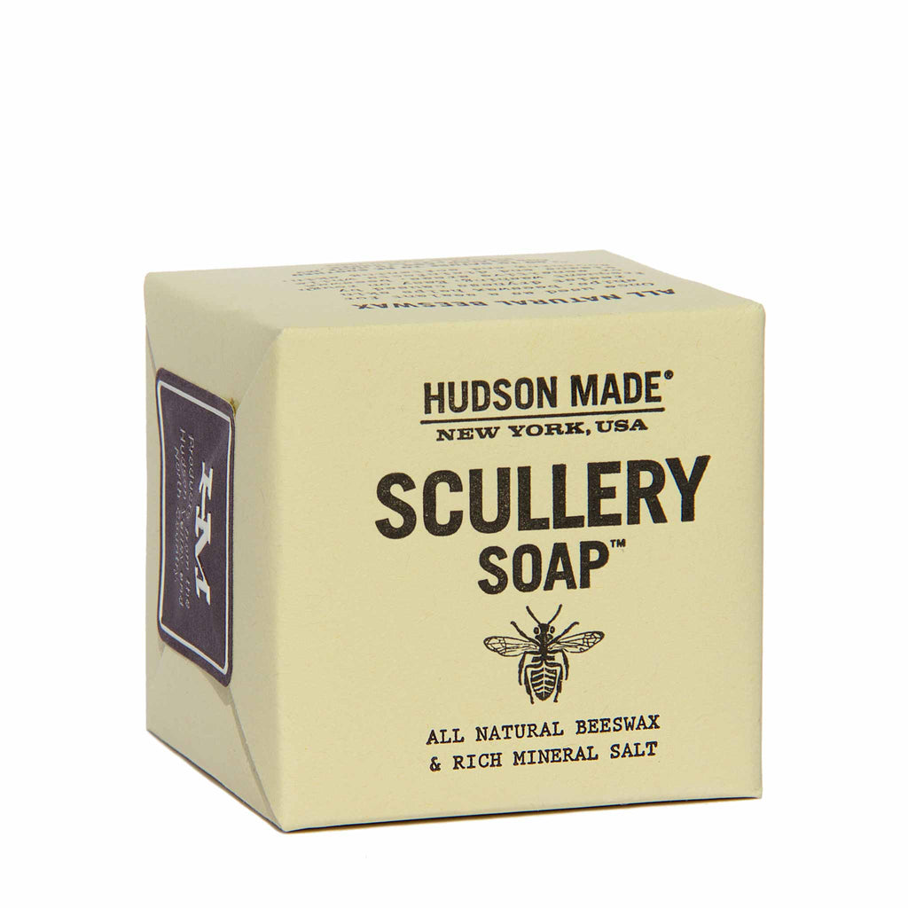Hudson Made New York - Beeswax Scullery Soap