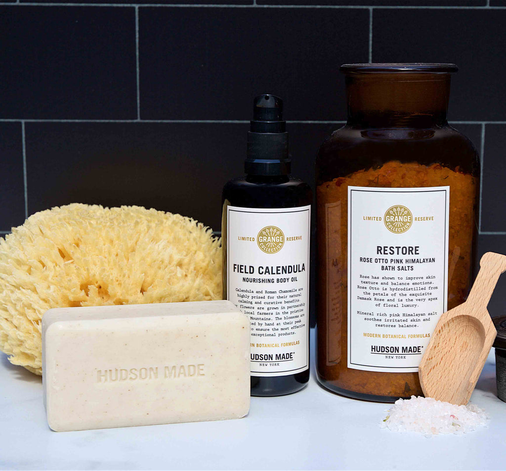 Hudson Made New York - The Apothecary Gift Set