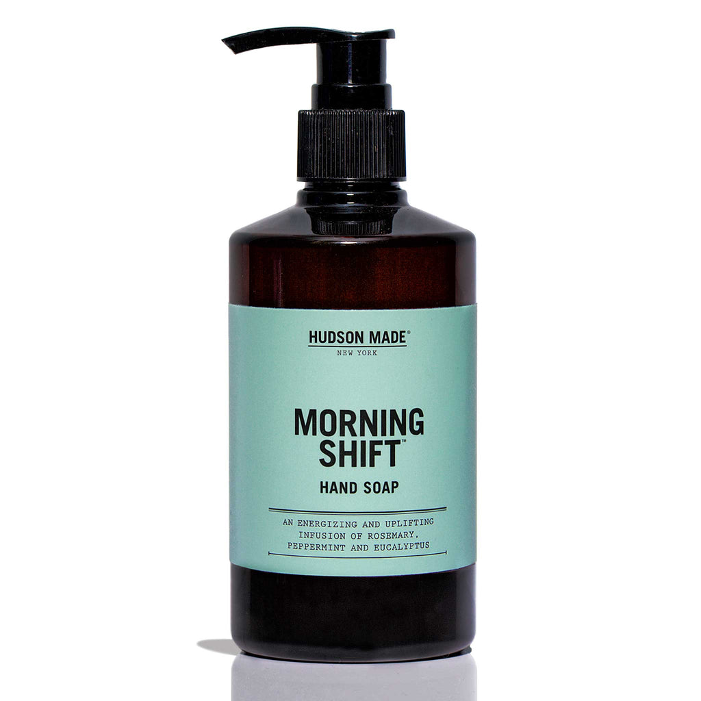 Hudson Made New York - Morning Shift Liquid Hand Soap