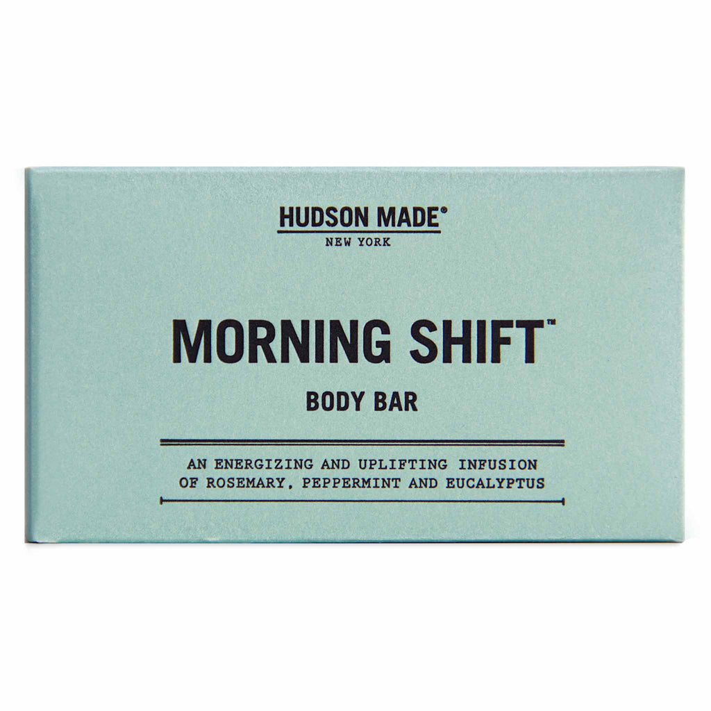 Hudson Made New York - Morning Shift Body Bar Soap
