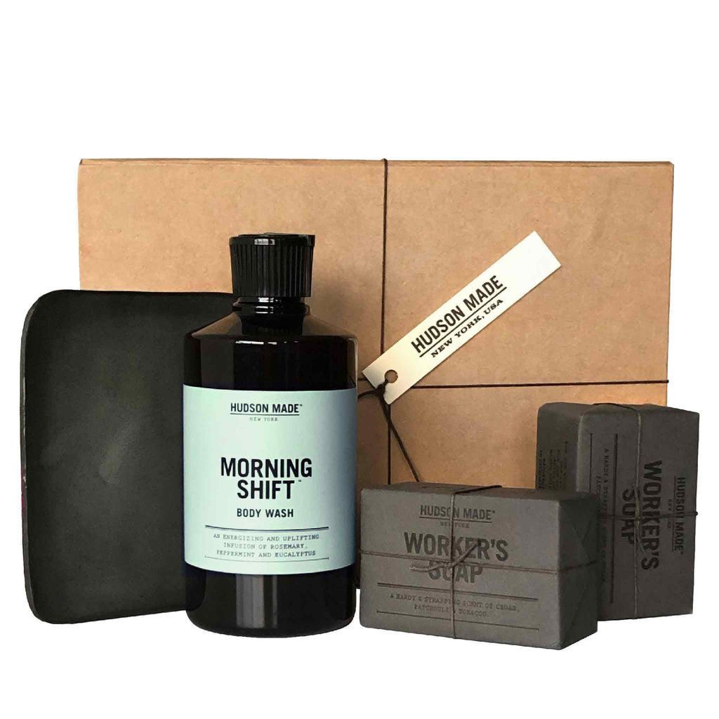 Hudson Made New York - The Workers Box Gift Set