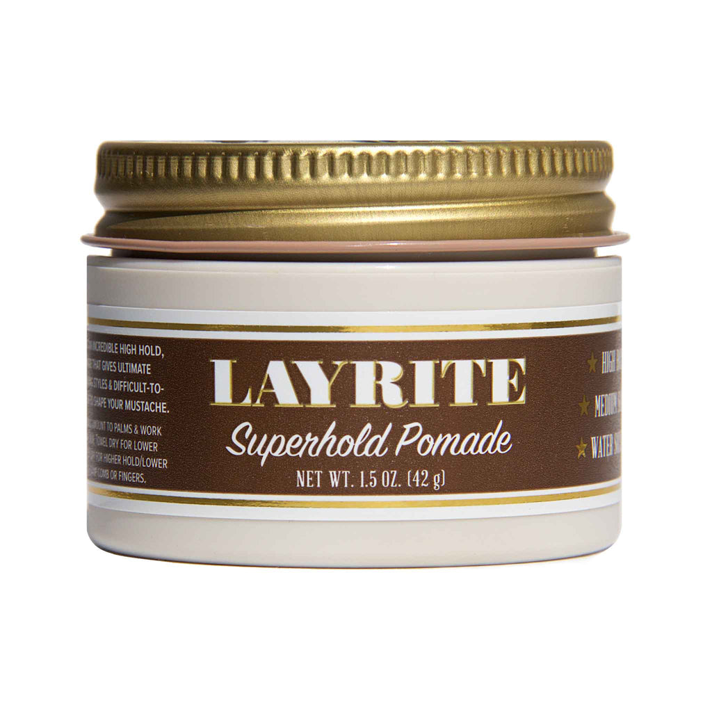 Layrite Travel Size Superhold Pomade