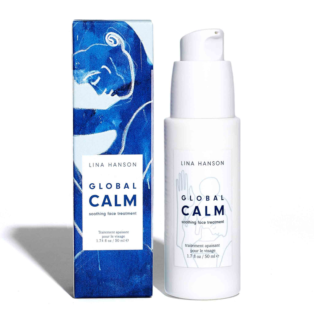 Lina Hanson - Global Calm Soothing Face Treatment