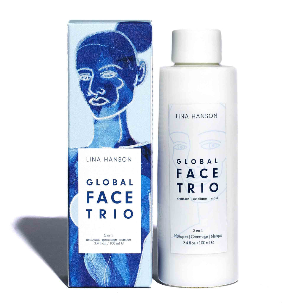 Lina Hanson - Global Face Trio