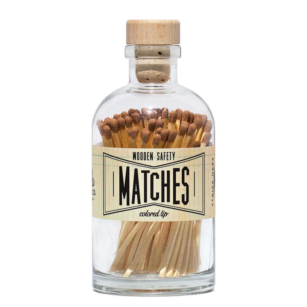 Market Made Co. - Apothecary Vintage Camel Matches