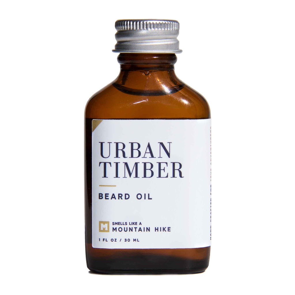 Manelous - Urban Timber Beard Oil