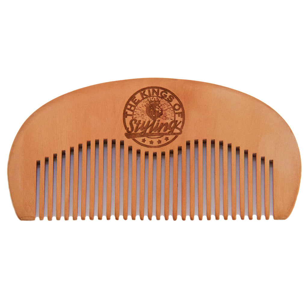 Beard Moon Comb