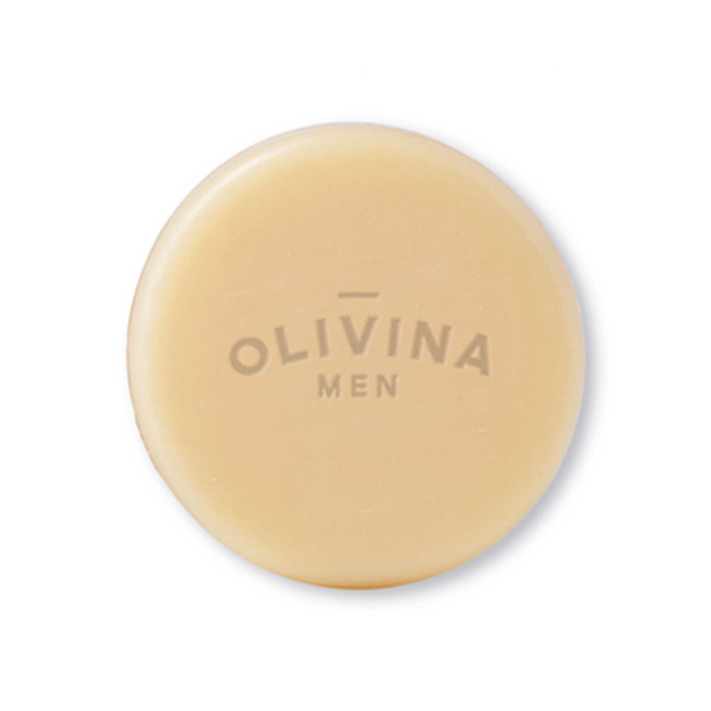 Olivina Men Classic Shave Soap - Bourbon Cedar 3.15 oz