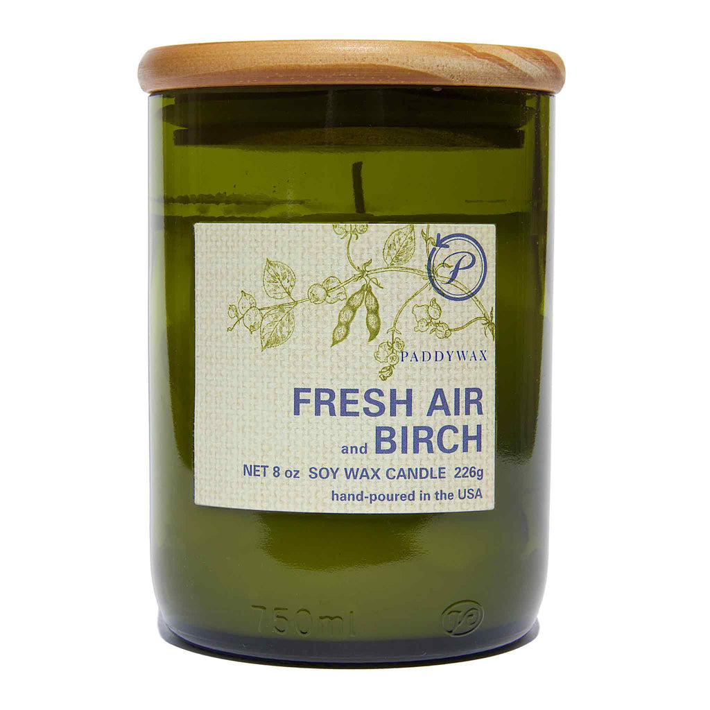 PaddyWax - Fresh Air & Birch Candle