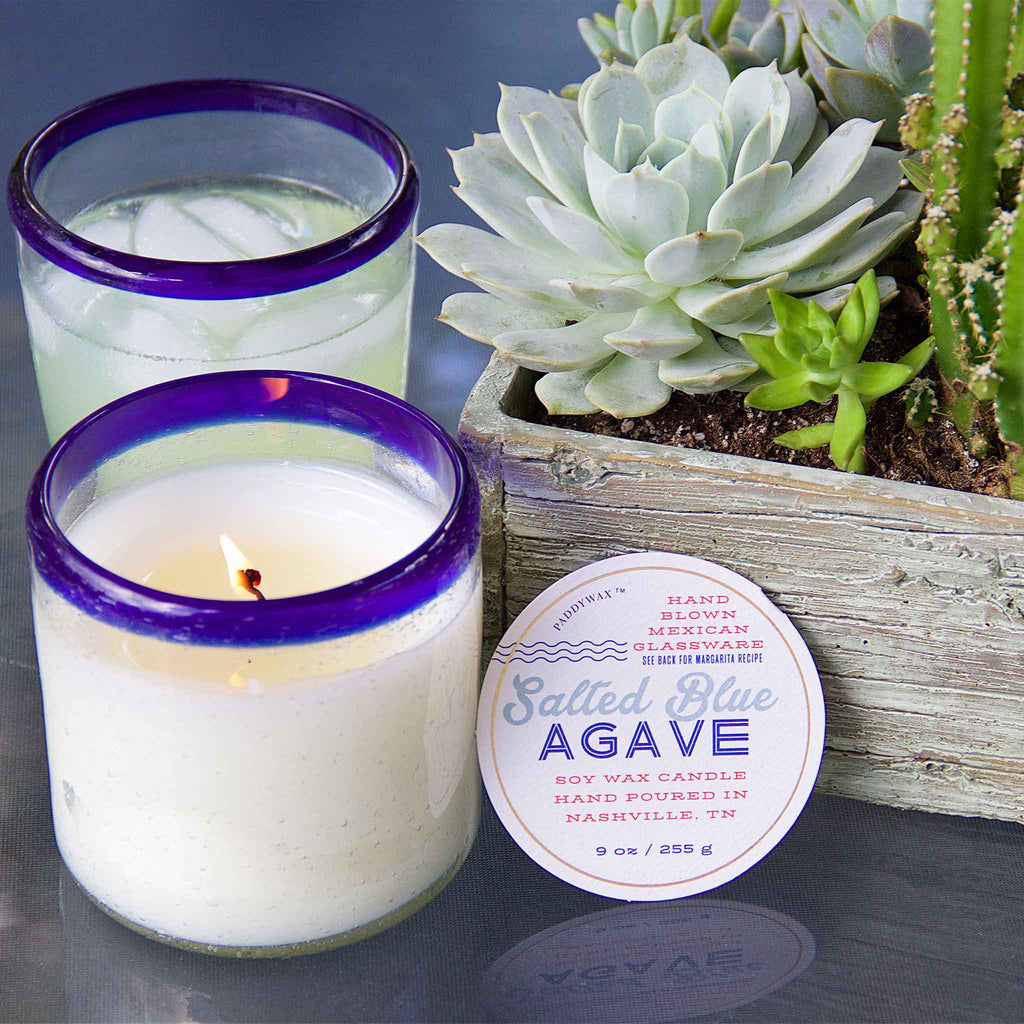 La Playa - Salted Blue Agave Candle