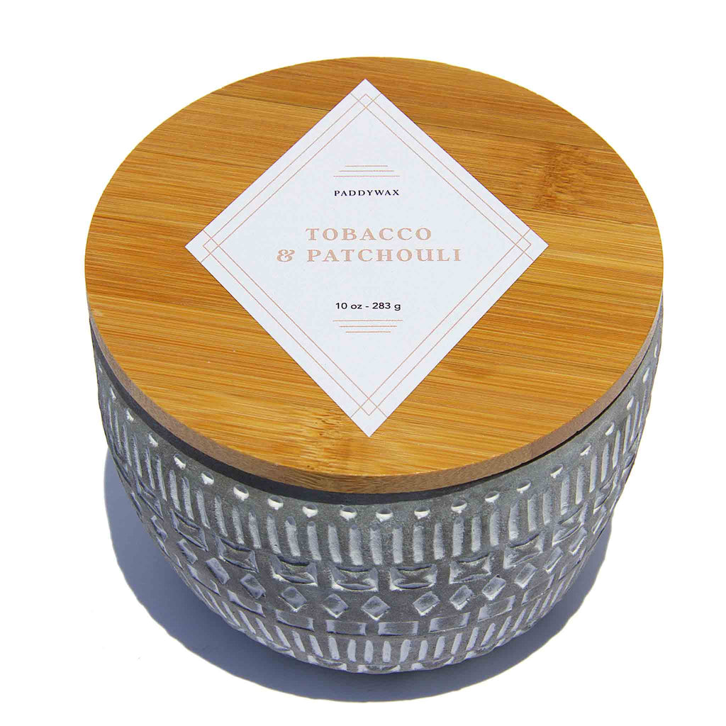 Paddywax - Sonora - Tobacco & Patchouli Candle