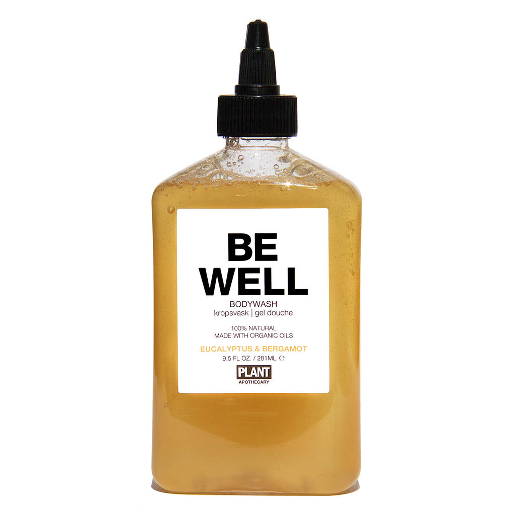 Plant Apothecary - BE WELL Organic Body Wash