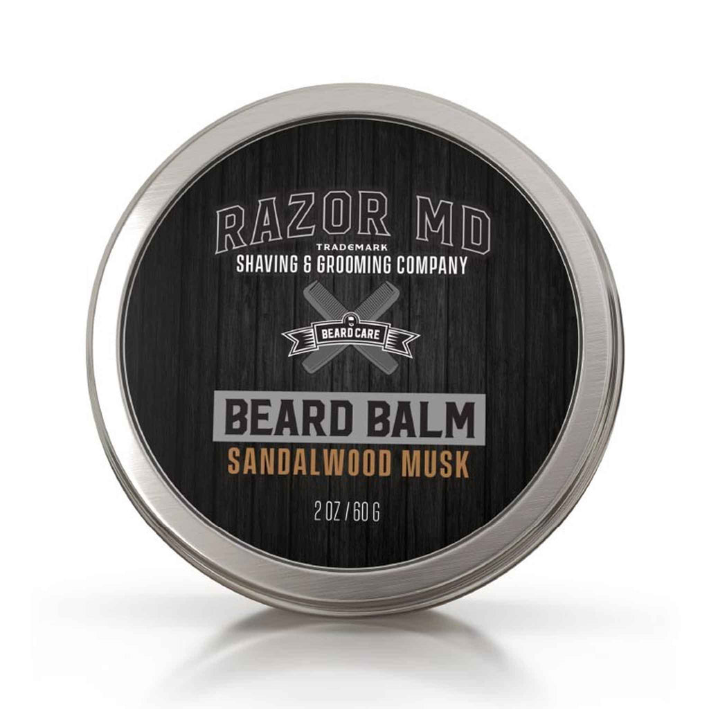 Razor MD - Sandalwood Musk Beard Balm