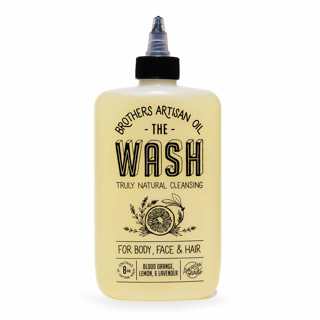 Brothers Artisan Oil - The Wash Blood Orange, Lemon & Lavender