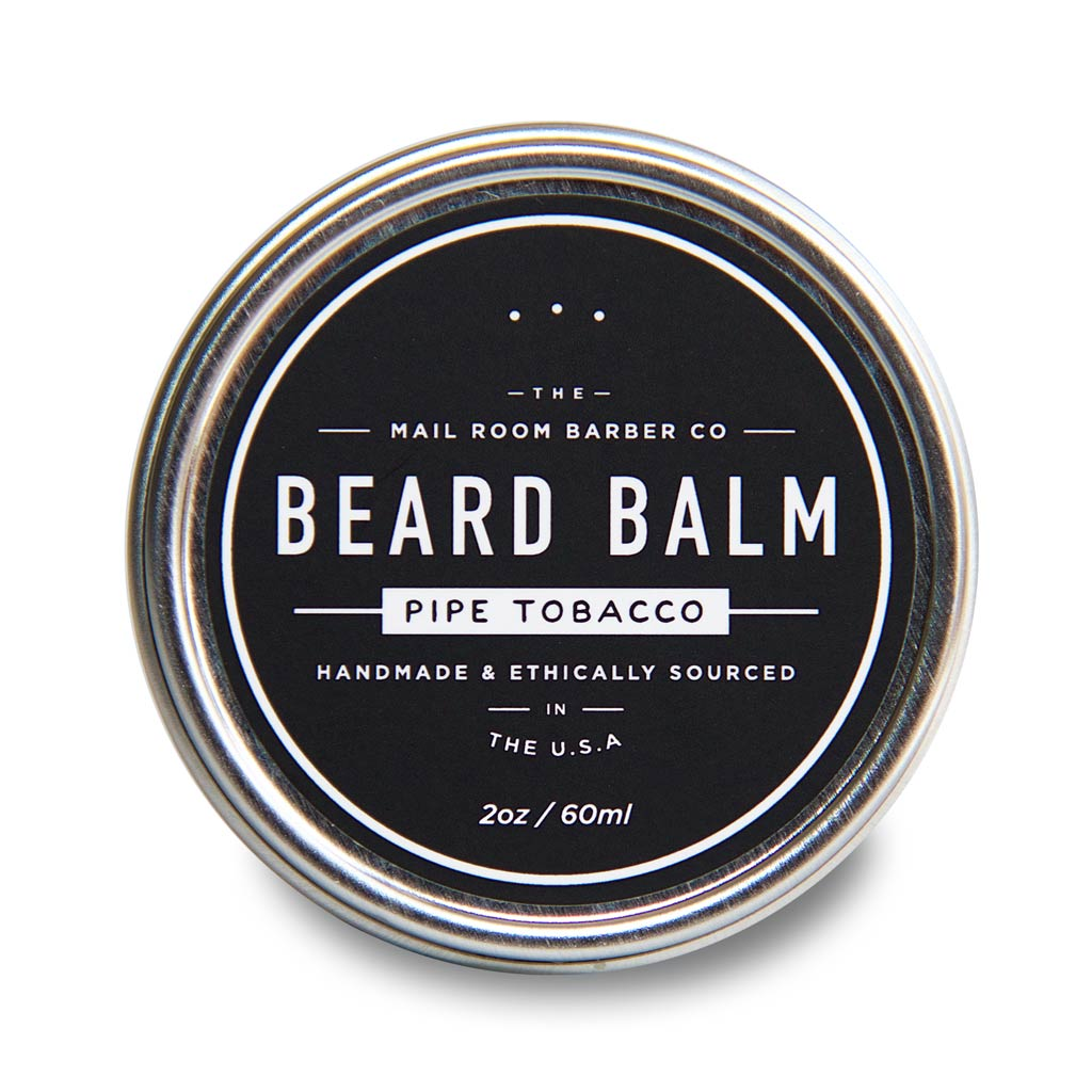 The Mailroom Barber Co - Pipe Tobacco Beard Balm