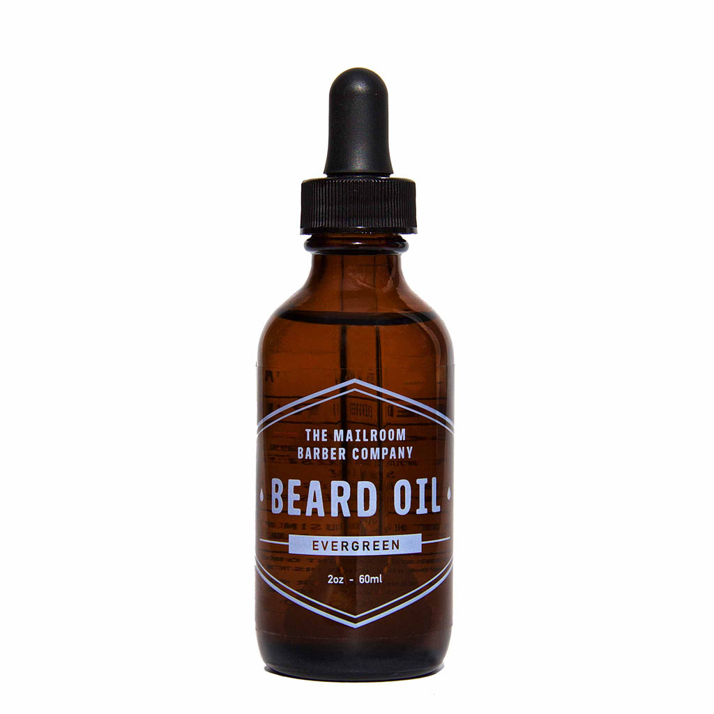 The Mailroom Barber Co - Evergreen Beard Oil