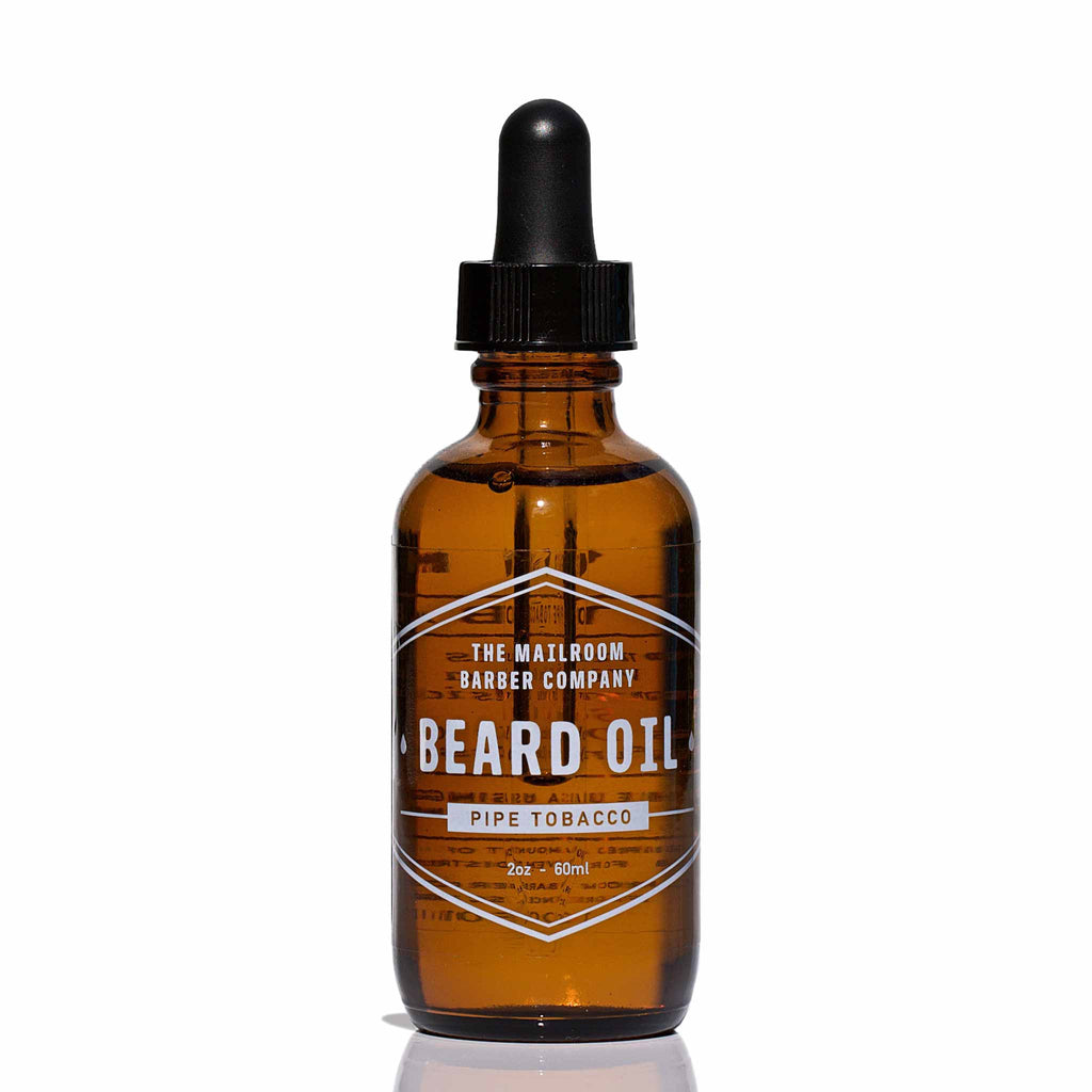 The Mailroom Barber Co - Pipe Tobacco Beard Oil