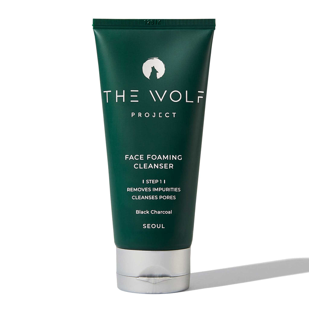 Wolf Project - Face Foaming Cleanser 100ml