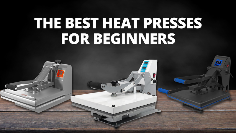 The Best Heat Presses For Beginners
