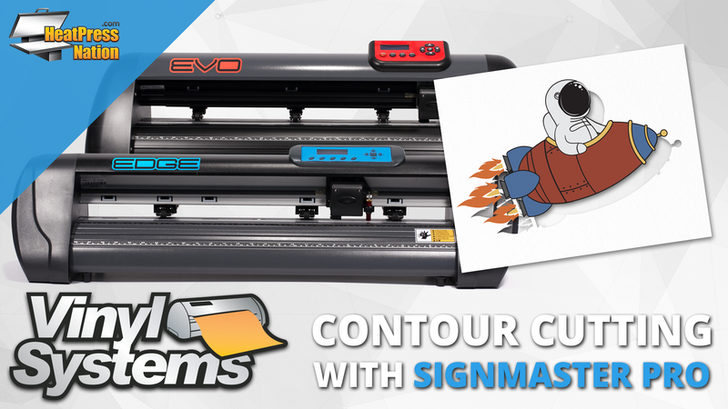 Learn How to Contour Cut with SignMaster Pro