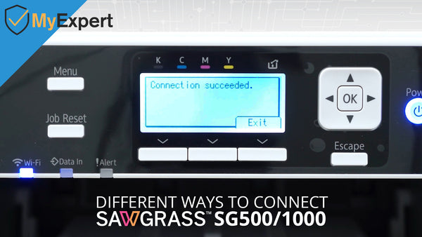 Different Ways to Connect the Sawgrass SG500 and SG1000 - MyExpert Blog