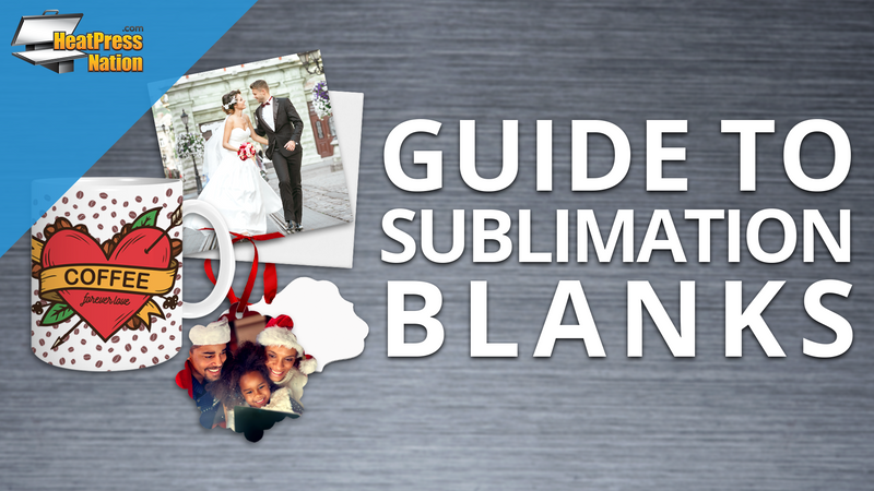 Guide to Sublimation Blanks