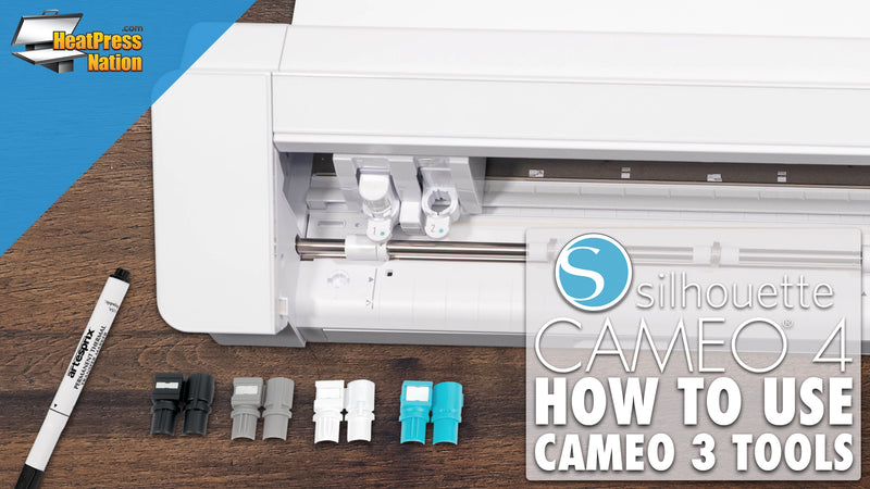 How to Use Cameo 3 Tools on Your Cameo 4