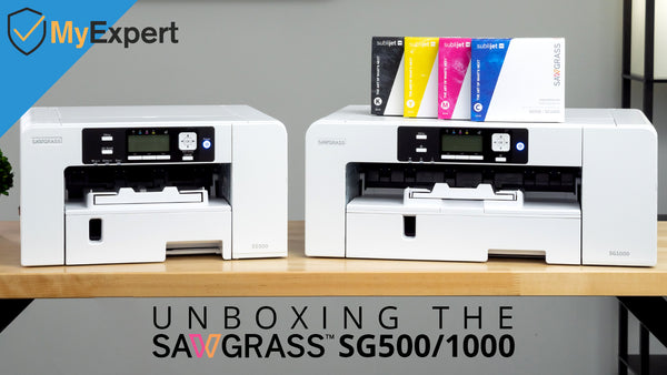 Unboxing the Sawgrass SG500 and SG1000 - MyExpert Blog