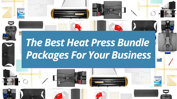 The Best Heat Press Business Bundle Packages For You